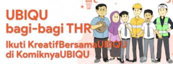 UBIQU Bagi-Bagi THR